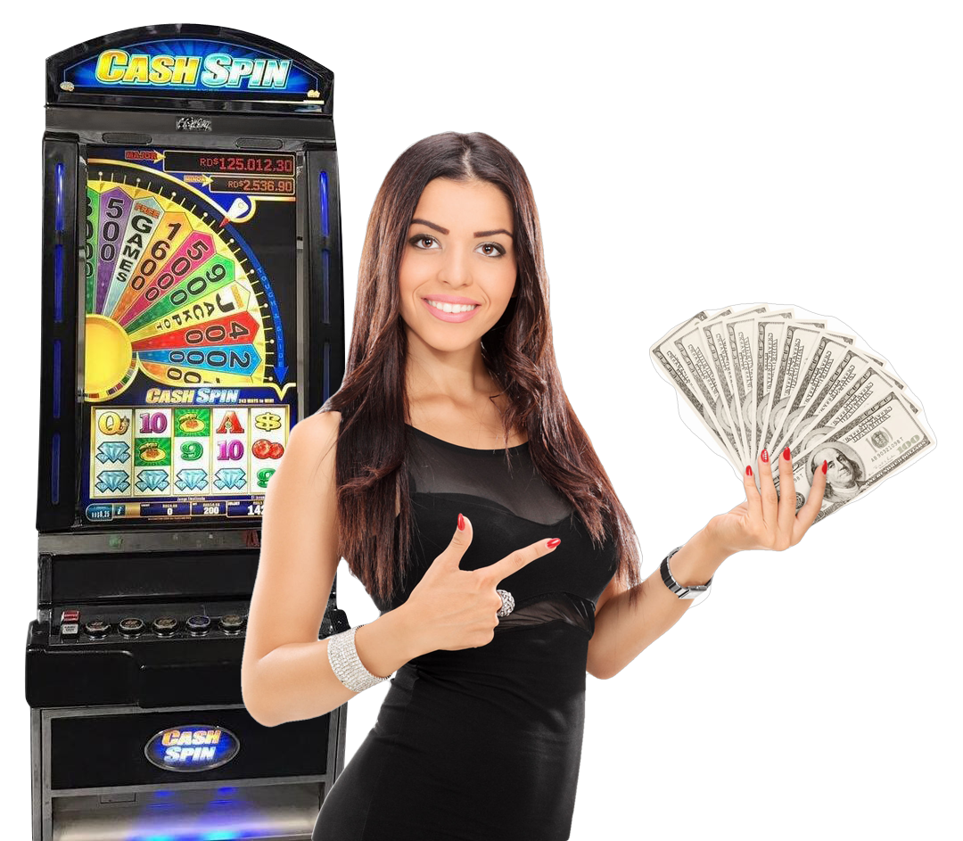 Cash Spin Bally Slot machine