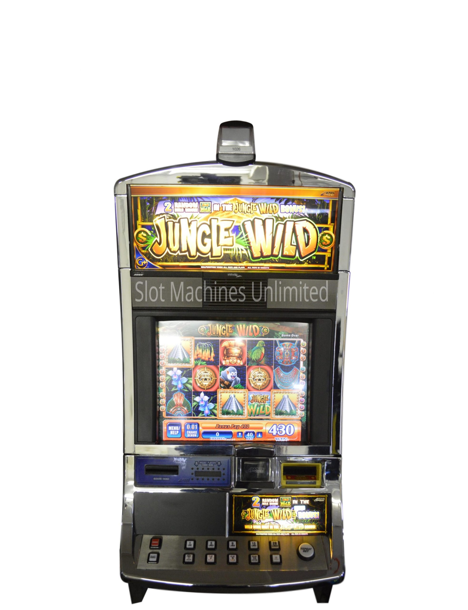 Wild Slot Machine
