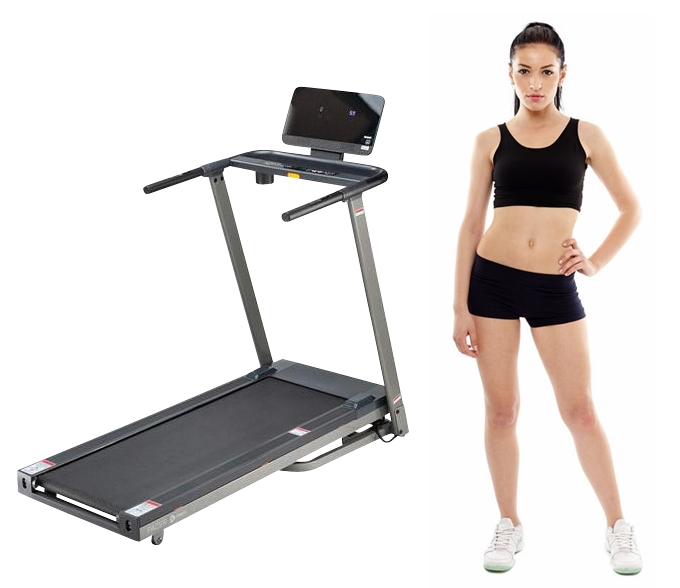Pacer Folding Treadmill - Very Cost Efficient - Heavy Duty Construction!
