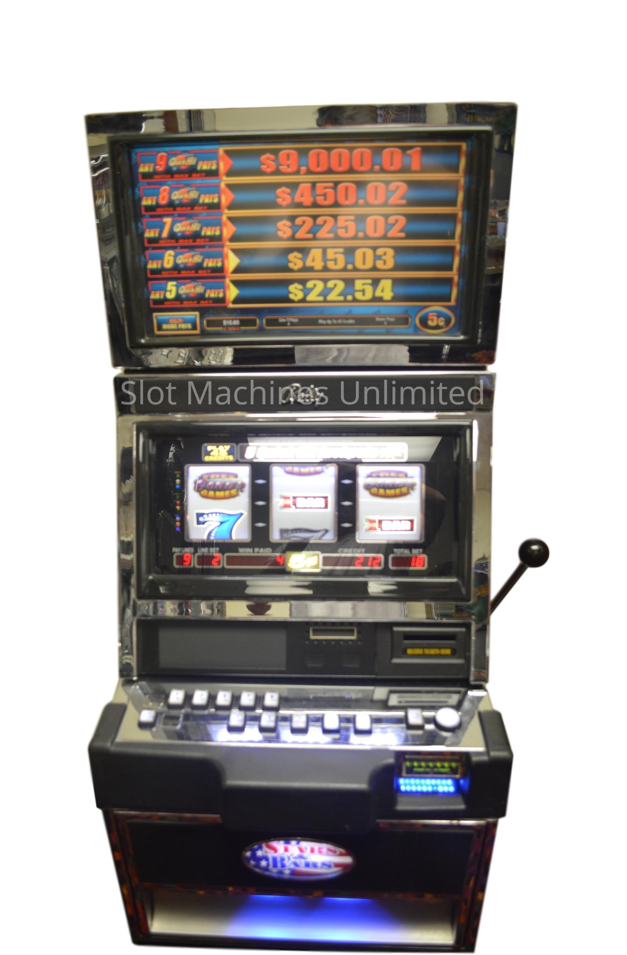 Bar Star Slot Machine