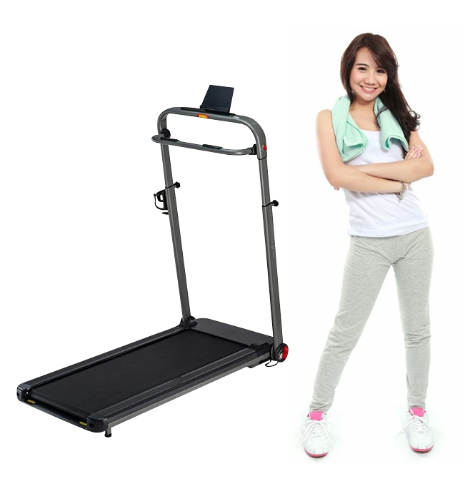Electrostride Folding Treadmill - Very Cost Efficient - Heavy Duty Construction!