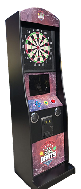 TAKE AIM DART MACHINE (Full-Size Commercial Dart Machine)