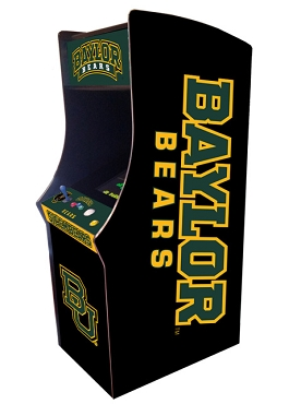 Baylor Bears Collegiate Theme Upright Game Multi-Game (60&1)