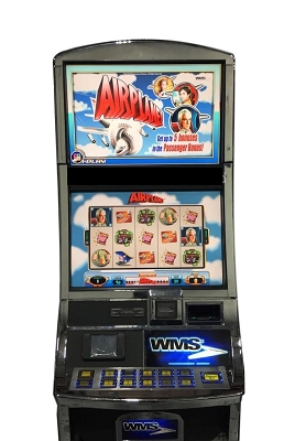 Airplane Williams Slot Machine