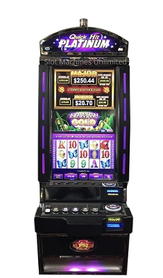 Amazon Gold Bally Slot machine
