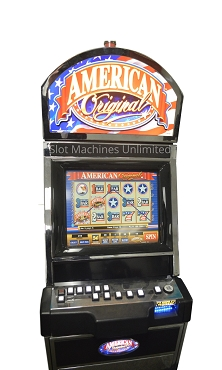 Bally American Original Slot Machine