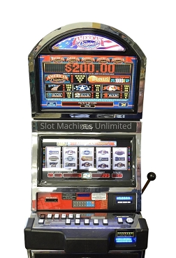 American Original Bally Slot Machine