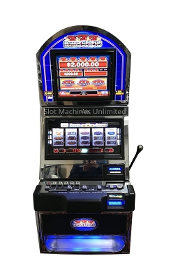 Bonus Sevens Bally Slot Machine