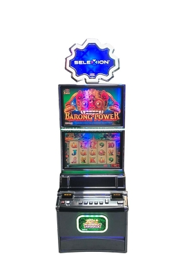 Barong Power Konami slot machine multigame