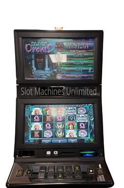 Black Orchid IGT Slot Machine