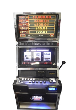Black and White Sevens 3 reel Bally Slot Machine