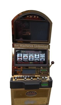 Bally Blazing 7's Slot Machine