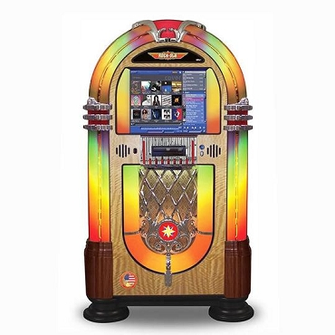 ROCK-OLA JUKEBOX MUSIC CENTER (Walnut)