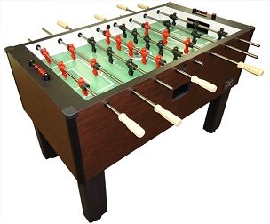 Shelti Pro Foos™ II Deluxe Foosball Table