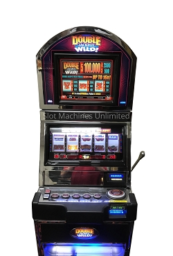 Double Jackpot Wild Bally Slot Machine