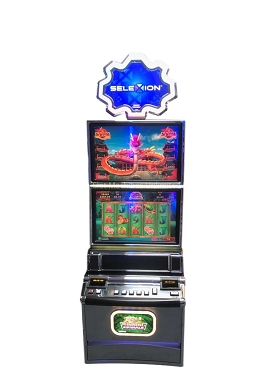 Dragon's Law Konami slot machine multigame