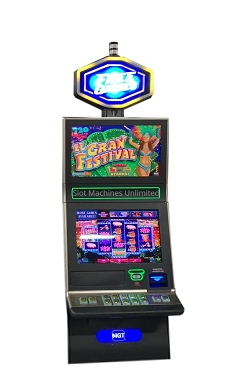El Gran Festival iGT Slot Machine