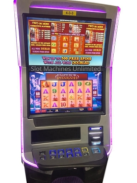 Emperor and Pharaoh Williams Slot Machine