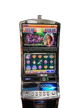 Fairy's Fortune Williams Slot Machine