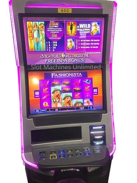 Fashionista Williams Slot Machine