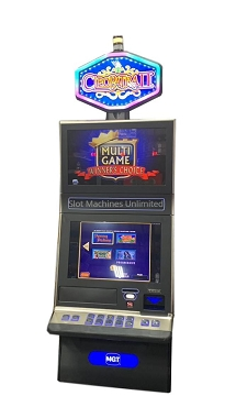 Multi Game IGT Slot Machine