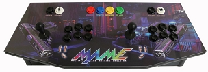 MegaKade Control Panel (17,000+ Games) (MAME Theme)
