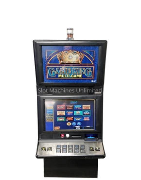Game King IGT Slot Machine
