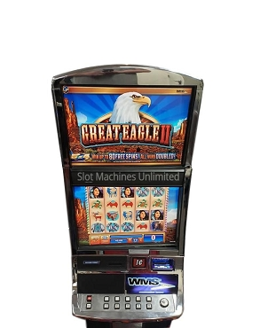 Great Eagle 2 Williams Slot machine