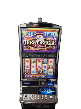 Great Eagle Returns Williams Slot Machine