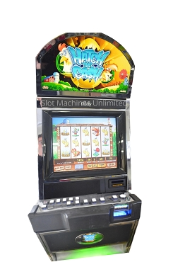 Bally Hatch for Cash Slot Machine