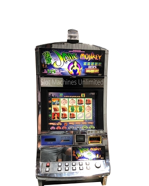Jade Monkey Williams Slot Machine