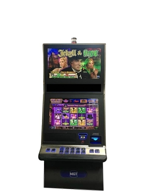 Jekyll and Hyde IGT Slot machine