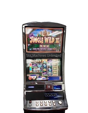 Jungle Wild 2 Williams Slot Machine
