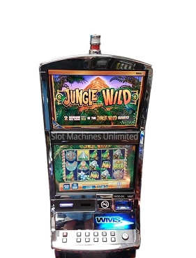 Jungle Wild Williams Slot Machine