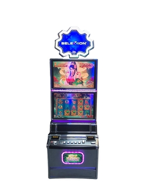 Lady of Heaven Konami slot machine multigame