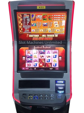 Lantern Festival Wimmiams Slot Machine