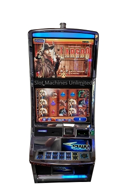Laredo Williams Slot Machine