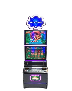 Lucky Honeycomb Konami slot machine multigame