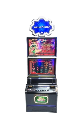 Magnifying Magic Konami slot machine multigame
