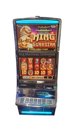 Ming Guardian Williams Slot Machine