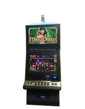 Miss White IGT Slot Machine