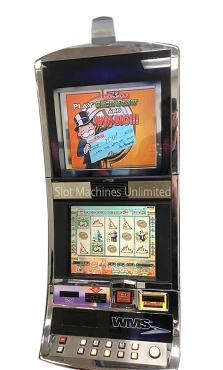 Monopoly Cash Flow Williams Slot machine