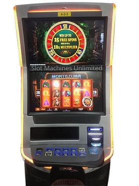 Montezuma Williams Slot machine