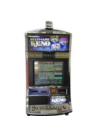 Multi-Game Keno Williams Casino Game