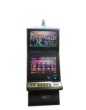Mystical Mermaid IGT Slot machine