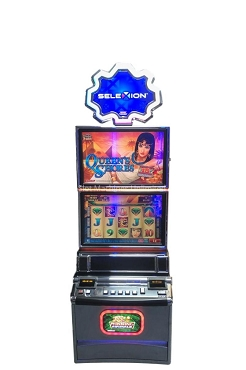 Queen's Shore Konami slot machine multigame