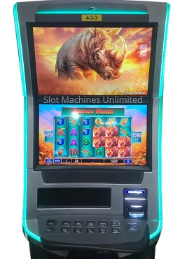 Raging Rhino Williams Slot machine