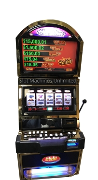 Hot Shot Progressive Bally Slot Machine