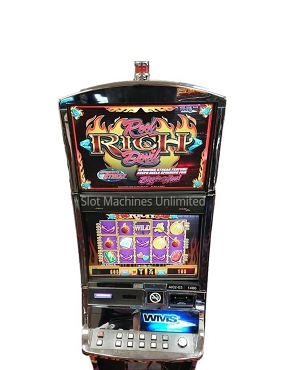 Reel Rich Devil Williams Slot Machine