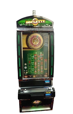 Bally Roulette Machine